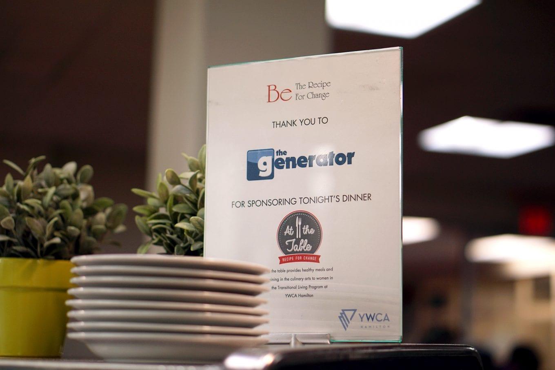 YWCA Recipe for Change | The Generator Social Media Marketing | Hamilton Ontario Picture 5