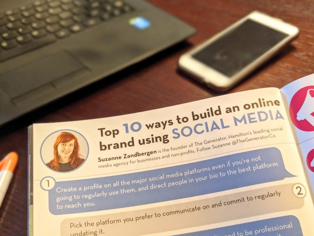 Top 10 way to build an online brand using social media